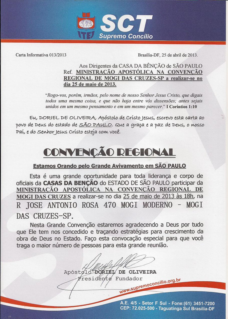 carta-visita-apostolo-a-mogi-das-cruzes-sp-2013