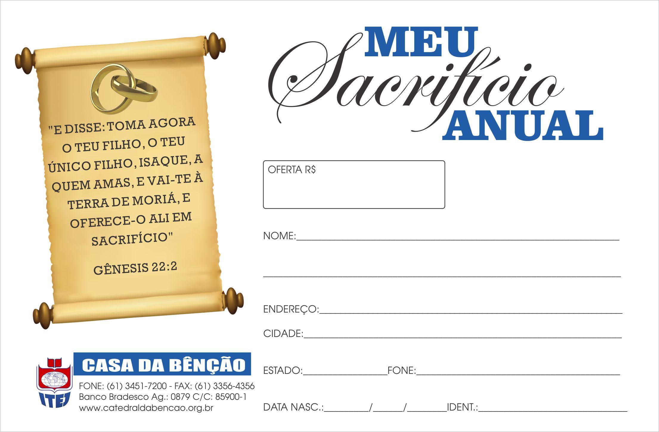 sacrificio-anual-modelo-envelope