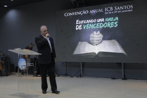 Missionário Jair de Oliveira presidente da ITEJ,